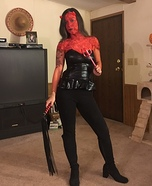 She Devil Homemade Costume