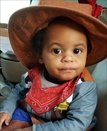 Sheriff Baby Costume