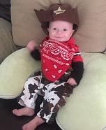 Sheriff Steven Costume