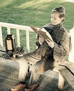 Sherlock Holmes Homemade Costume