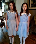 Shining Twins Homemade Costume