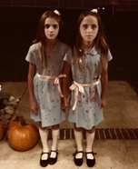 Shining Twins Trick or Treat Homemade Costume