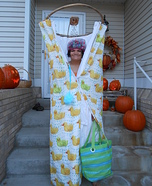 Shower Homemade Costume