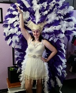Showgirl Homemade Costume