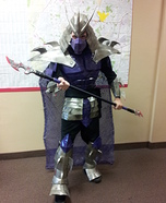 TMNT Shredder Costume