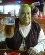 Shrek Homemade Costume