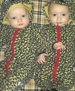 Siamese Cats Costumes for Babies