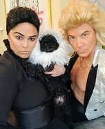 Siegfried and Roy Homemade Costume