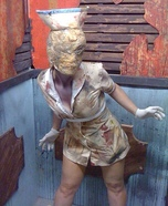 Adult Silent Hill Nurse Costume