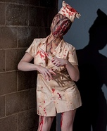 Silent Hill Nurse Costume DIY