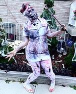 Women's Silent Hill Nurse Costume