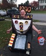 Skee-Ball Homemade Costume