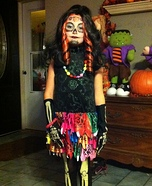 Skelita Calaveras Costume