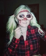 Skin Mask Homemade Costume