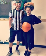 Slam Dunk Couple Homemade Costume