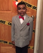 Slappy from Goosebumps Homemade Costume