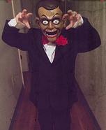 Slappy The Dummy Homemade Costume