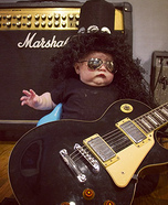 Slash Baby Costume