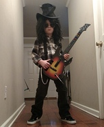 Slash Homemade Costume