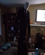 Slender Man Homemade Costume