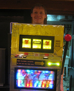 DIY Slot Machine Costume