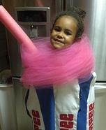 DIY Slurpee Costume
