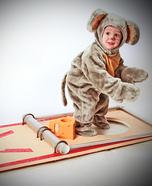Smart Little Mouse Homemade Costume