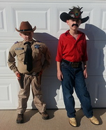 Smokey and the Bandit Homemade Costumes