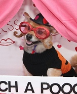 Smooch a Pooch Dog Costume