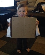 S'mores Baby Homemade Costume
