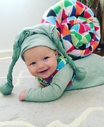 Snail Baby Homemade Costume