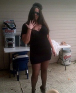 Snooki Halloween Costume