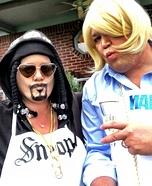 Snoop and Martha Homemade Costume