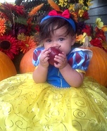 Snow White Baby Halloween Costume