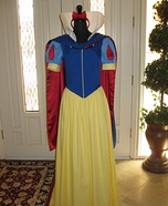 Women's Snow White Costume
