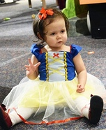 Snow White Homemade Costume