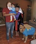 Snow White Homemade Costume
