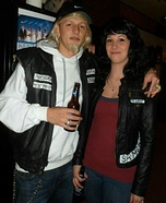 Sons of Anarchy Jax and Tara Costumes