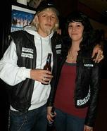 Sons of Anarchy Jax and Tara Costumes
