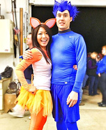 Sonic & Tails Costume