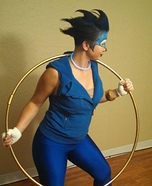 Sonic the Hedgehog Homemade Costume