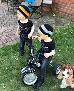 Sons of Anarchy Homemade Costume