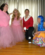 Sophia Grace, Rosie, Nicki Minaj and Ellen DeGeneres Costumes