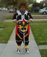 Video Game Character Sora Costume