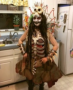 Soul Stealer Homemade Costume