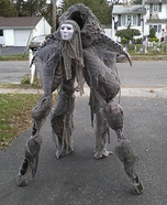 Illusion costume ideas - Soul Walker Costume