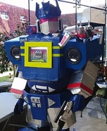 Soundwave Costume
