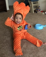 Sour Patch Kid Baby Costume