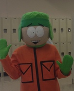 South Park Kyle Homemade Costume