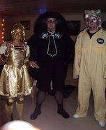 Spaceballs Group Costume